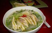 Kip Pho-Noodle soep recept (Pho Ga)