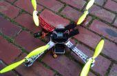 Gebouw Quadcopters Drones en Uav's-A uitleg en gemakkelijk bouwen van een fundamentele Quad.