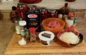 Hoe maak je gebakken Ziti