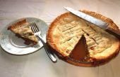 Sweet en Sour Pork Pie, een iedereen in een PI maaltijd
