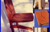 Houtbewerking: Het hout projecten maken zonder gebruik van nagels, schroeven of lijm.