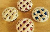 DIY gemakkelijk polymeer klei taarten!