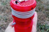3D Print een Mini USB-stofzuiger