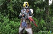 Lot Warlock kostuum door Gary Sterley