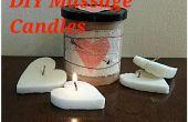 DIY Massage kaarsen