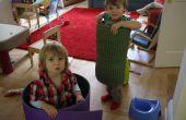 """Eenvoudigste mogelijk Kids speelgoed - Foam Camping Mat plus de verbeelding van een kind """"auto"""" ="""