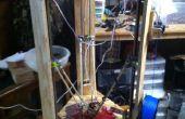 DELTA TWISTER: Een DIY 3D-PRINTER kan iedereen maken (voor minder dan 400 dollar)