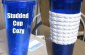 Bezaaid Cup Cozy: flexibele 3d afgedrukt bezaaid riem voor mijn kopje
