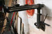 Radiaal-Arm zag revisie & wijziging voor laag profiel opslag