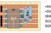 Eenvoudige EEPROM Module voor Arduino of andere microcontroller