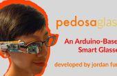 Arduino gebaseerde slimme bril door een 13-jarige - Jordan Fung van Pedosa Glass
