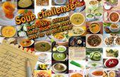 Soep van de uitdaging - hoe - 52 weken soep