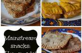 Mainstream Snacks--zelfgemaakte!