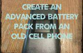 Geavanceerde Battery Pack van mobiele telefoon