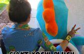Reuze Yoshi pluche