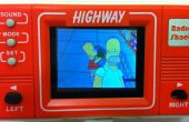 Een 80 's Retro Handheld Game wijzigen door het toevoegen van een MP3/MP4-speler
