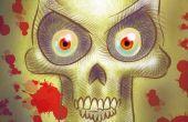 Tekenen van een gek van een schedel met Sketchbook Pro