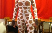 Hoe maak je een goedkope Giraffe kostuum