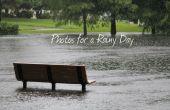 Foto's voor een regenachtige dag: weersomstandigheden fotografie