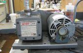 Vacuum Pump Seal vervanging
