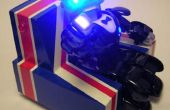 Sir Kitt, Robotic TV-presentator