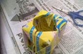 Origami cube zaad starter