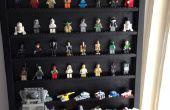 Lego Mini figuren weergeven