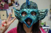 Om het even welke vorm Papier maché masker maken