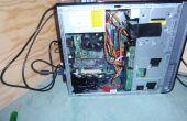 Upgraden en onderhouden van een Desktop Computer met behulp van gerecyclede onderdelen