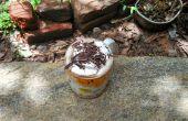 Eenvoudige DIY frappuccino