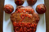 Peanut Butter honing Carrot Cake voor honden