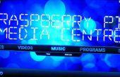 Raspberry Pi Media Center (met PVR-functies)
