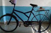 GEZONDHEID MONITORING en batterij opladen fiets