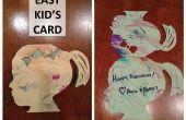 Gemakkelijk Kid's Craft kaart