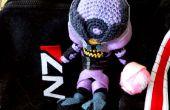 Mass Effect Crochet: Tali'Zorah