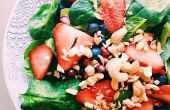 RECEPT | BERRY salade