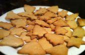 Omi van koekjes - een oude familie recept