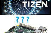 Tizen voor Raspberry Pi 2