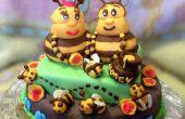 Honey Bee taart