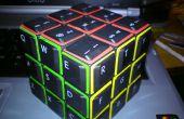 Hoe maak je een QWERTY Rubik Cube