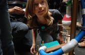 Maken van een bord marmer Machines