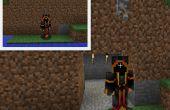 Super geheime deur in Minecraft