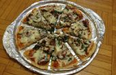 Kachel Top Pizza |  No Oven Pizza