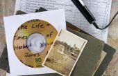 Opnemen van uw familie Oral History - voordat het sterft uit.