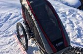 XC ski kit voor Fat Bike