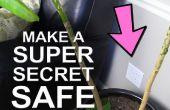 Como fazer um seguro Super Secret - Por menos de 3 dólares