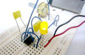 Eenvoudig (en vuil) Pulse Width Modulation (PWM) met 555 Timer