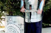 Hoe maak je een Gondorian pak van Armour bouwen van authentieke materialen (Nou ja, bijna)