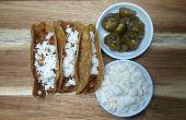Pittige Squash Tacos (in 20 minuten)