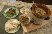 Maaltijd Prep Helpers - soep, broodjes, roerbak, salades & meer